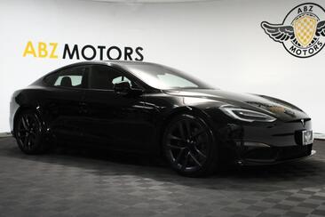 2021_Tesla_Model S_Plaid_ Houston TX