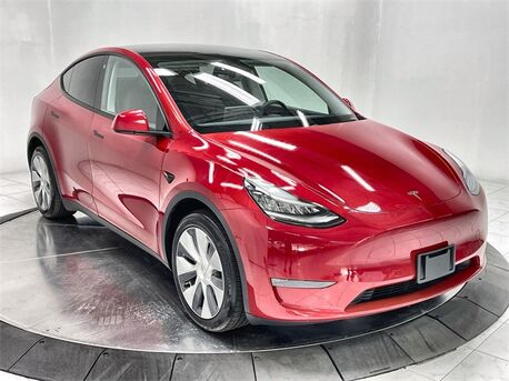 2021_Tesla_Model Y_Long Range NAV,CAM,PANO,HTD STS,BLIND SPOT,19IN WL_ Plano TX