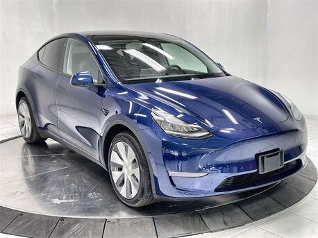 2021_Tesla_Model Y_Long Range NAV,CAM,PANO,PARK ASST,19IN WHLS_ Plano TX