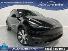 2021_Tesla_Model Y_Standard Range_ Carrollton  TX