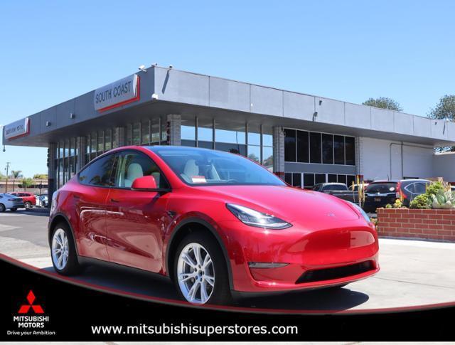 2021 Tesla Model Y Standard Range Cerritos CA