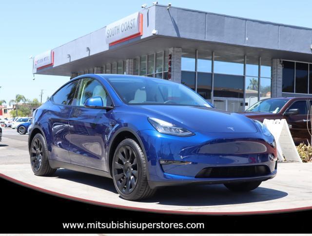 2021 Tesla Model Y Standard Range Costa Mesa CA