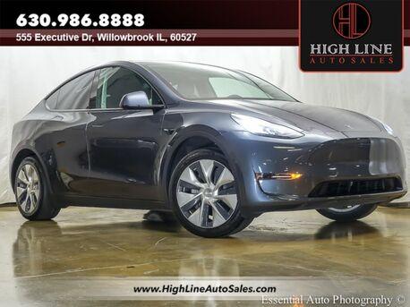 2021_Tesla_Model Y_Standard Range_ Willowbrook IL