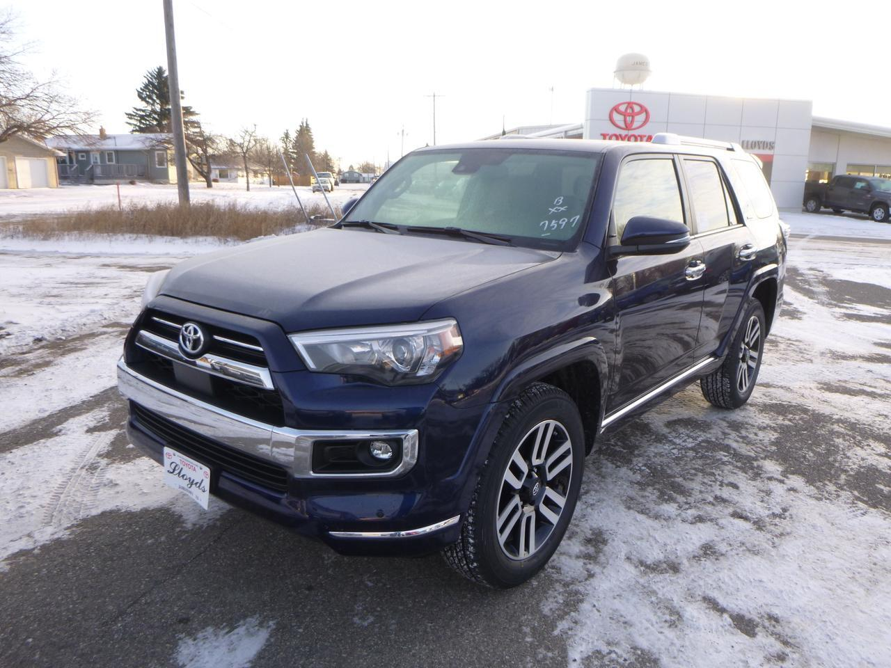 2021 Toyota 4Runner 4x4 Limited Jamestown ND
