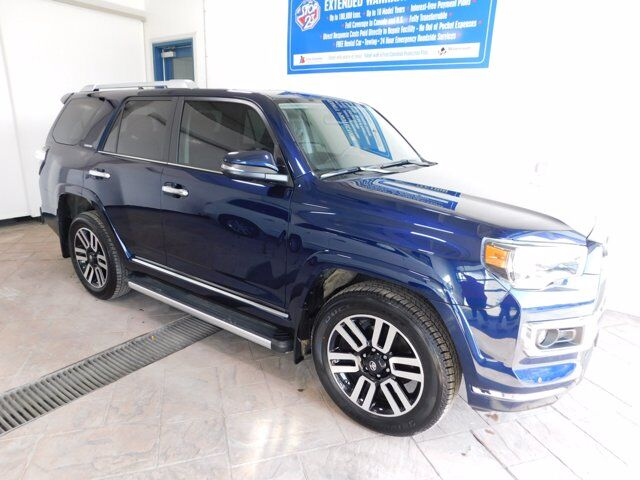 2021 Toyota 4Runner LIMITED 4WD LEATHER NAVI SUNROOF Listowel ON