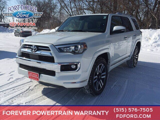 2021 Toyota 4Runner Limited Fort Dodge IA