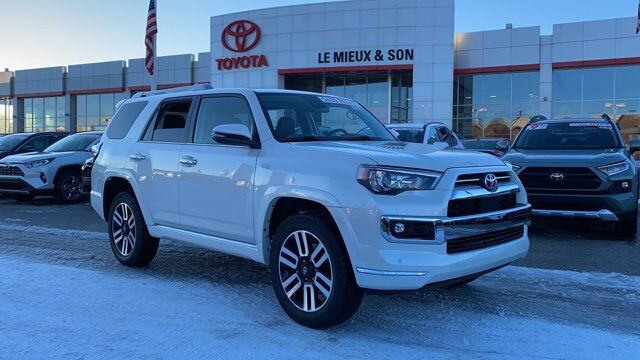 2021 Toyota 4Runner Limited Green Bay WI