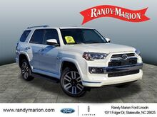 2021_Toyota_4Runner_Limited_ Hickory NC