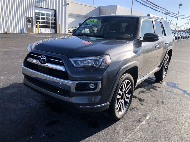 2021 Toyota 4Runner Limited Lima OH