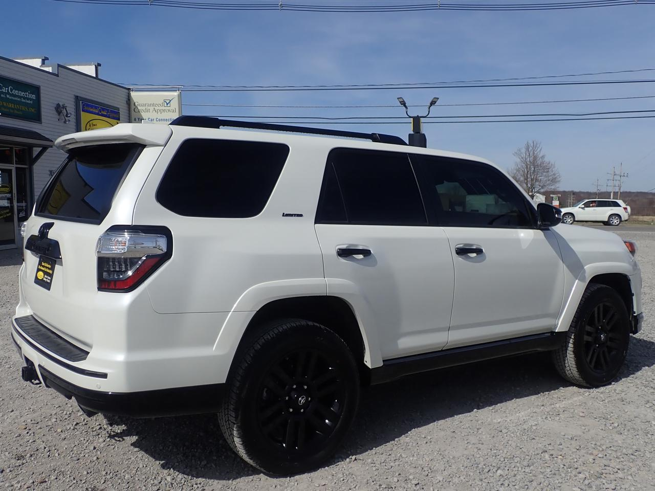 2021 Toyota 4Runner Limited Nightshade Edition 4WD NAV Cranberry PA