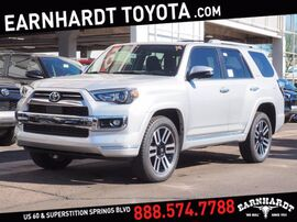 2021_Toyota_4Runner_Limited_ Phoenix AZ