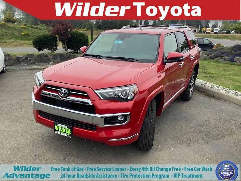 2021 Toyota 4Runner Limited Port Angeles WA