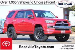 2021_Toyota_4Runner_Limited_ Roseville CA
