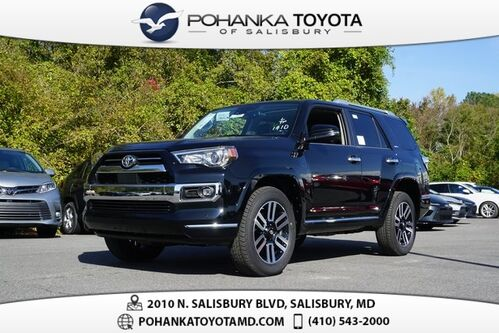 2021_Toyota_4Runner_Limited_ Salisbury MD