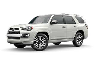 2021 Toyota 4Runner Limited Full-time 4WD