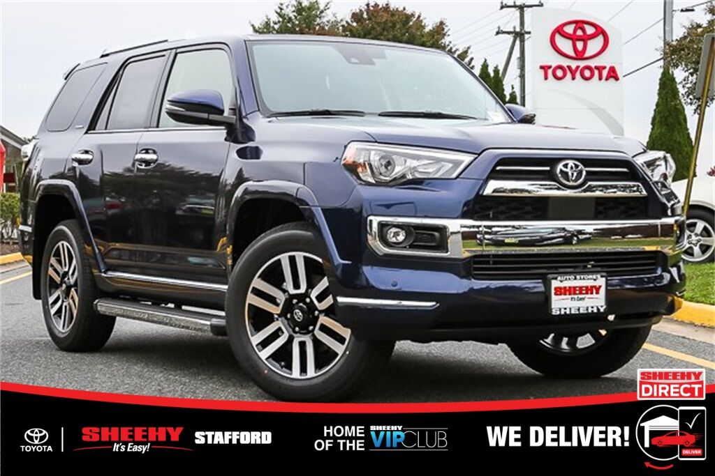 2021 Toyota 4Runner Limited Stafford VA