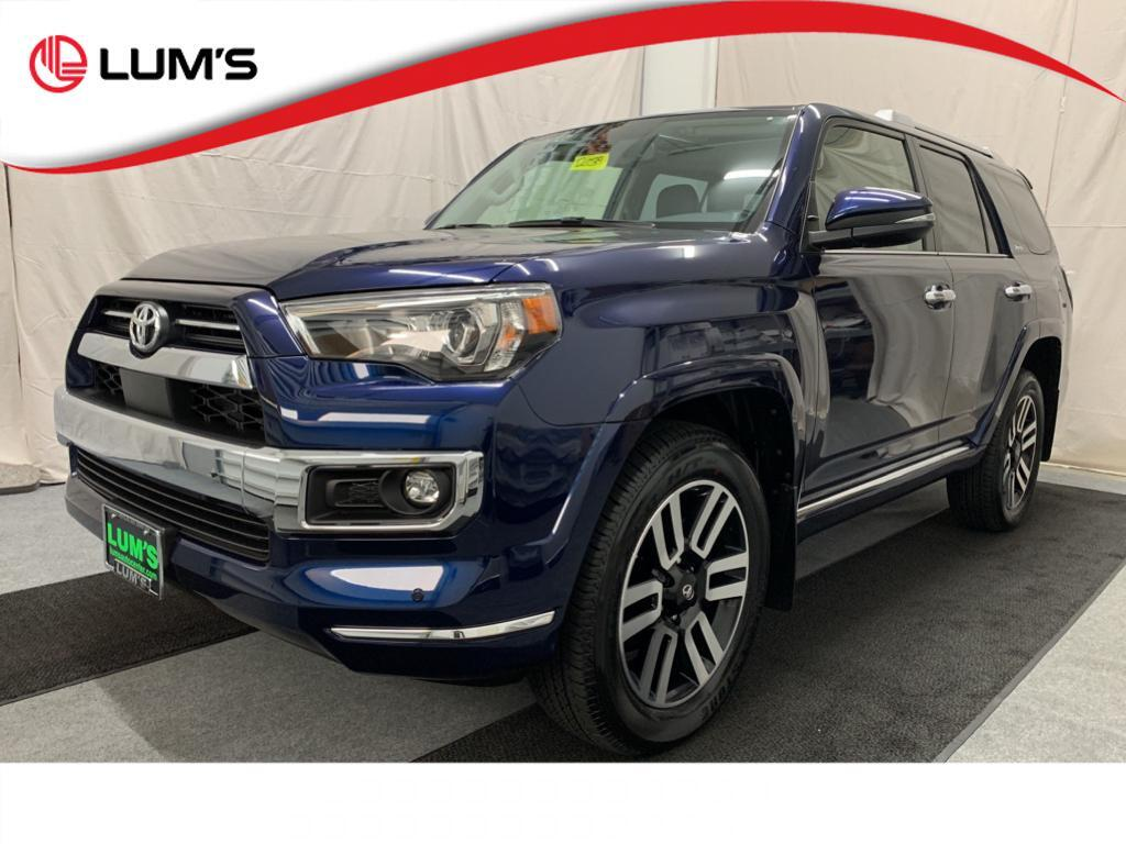 2021 Toyota 4Runner Limited Warrenton OR