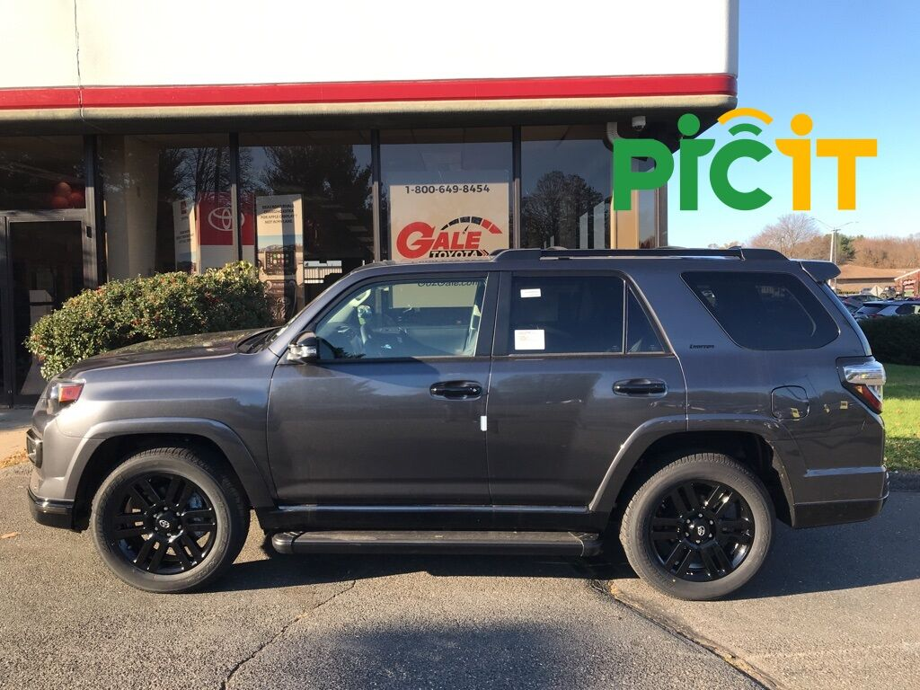 2021 Toyota 4Runner Nightshade Enfield CT