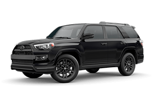 2021 Toyota 4Runner Nightshade Special Edition