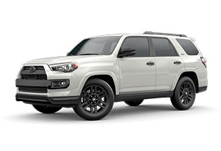 2021 Toyota 4Runner Nightshade Special Edition White River Junction VT