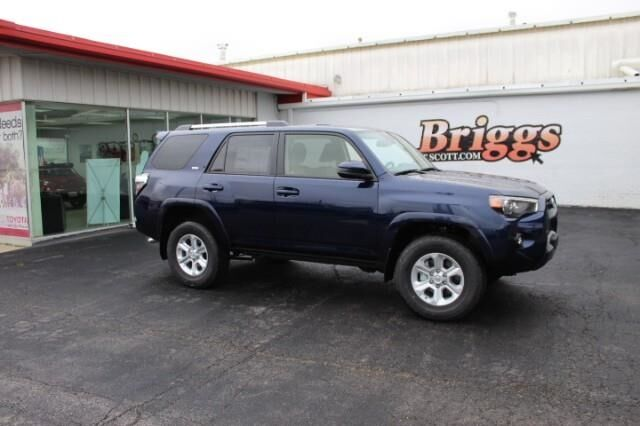 2021 Toyota 4Runner SR5 4WD Fort Scott KS