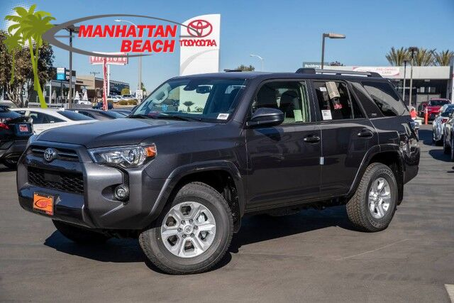 2021 Toyota 4Runner SR5 Manhattan Beach CA