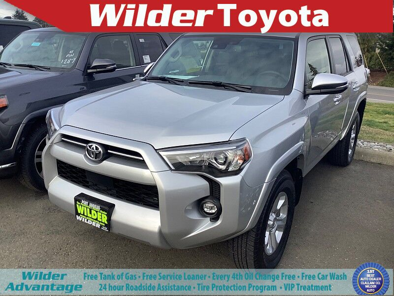 2021 Toyota 4Runner SR5 Premium Port Angeles WA