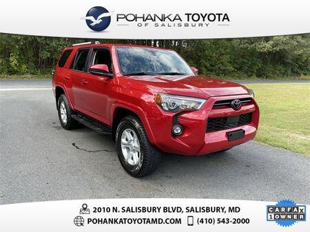 2021_Toyota_4Runner_SR5_ Salisbury MD
