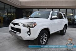 2021_Toyota_4Runner_TRD Off Road Premium / 4X4 / Heated Leather Seats / Sunroof / Navigation / Adaptive Cruise Control / Lane Departure & Blind Spot Alert / Bluetooth / Back Up Camera / Tow Pkg / Only 2k Miles / 1-Owner_ Anchorage AK
