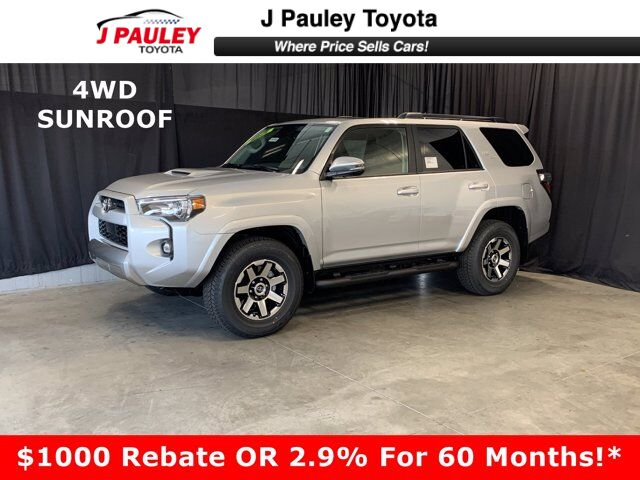 2021 Toyota 4Runner TRD Off Road Premium Fort Smith AR