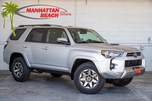 2021 Toyota 4Runner TRD Off Road Premium Manhattan Beach CA
