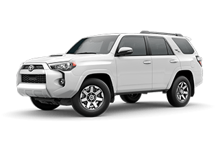 2021 Toyota 4Runner TRD Off-Road Premium Part-time 4WD