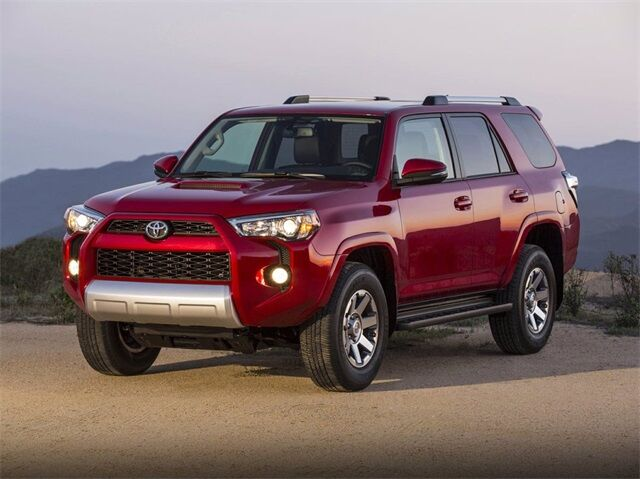 2021 Toyota 4Runner TRD Off-Road Premium Laurel MD