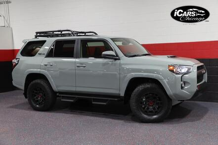 2021_Toyota_4Runner_TRD Pro 4dr Suv_ Chicago IL