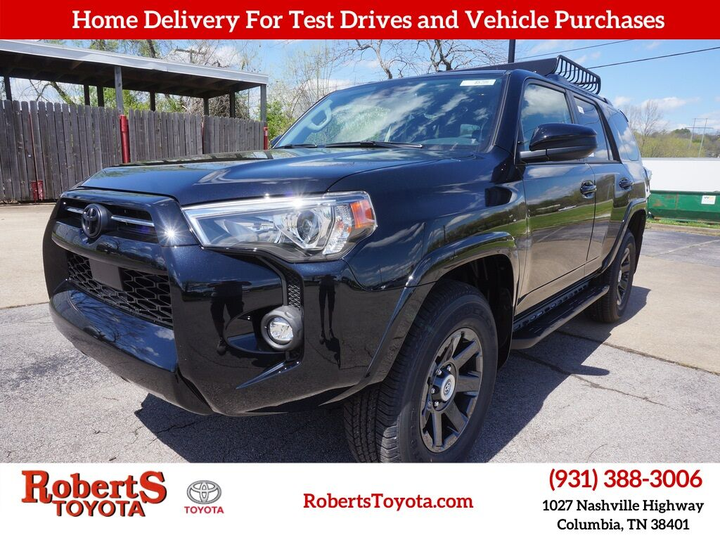 2021 Toyota 4Runner Trail Columbia TN