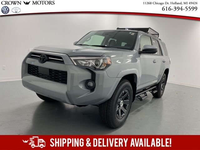 2021 Toyota 4Runner Trail Oshkosh WI