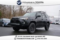 2021 Toyota 4Runner Trail