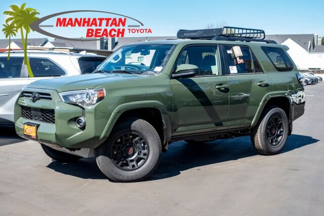 2021 Toyota 4Runner Trail Special Edition Manhattan Beach CA