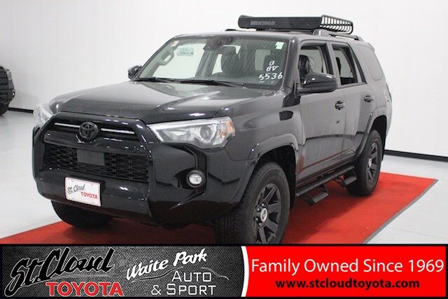 2021 Toyota 4Runner Trail Waite Park MN