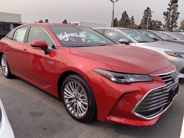 2021 Toyota Avalon Hybrid Limited National City CA