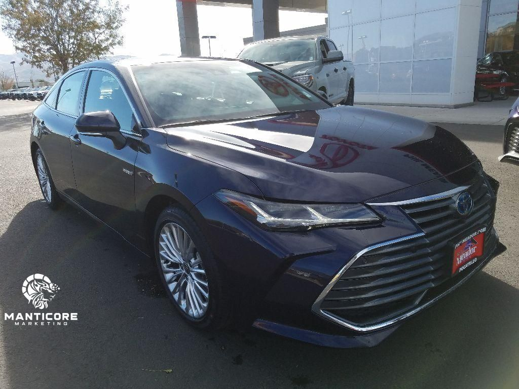 2021 Toyota Avalon Hybrid Limited Pocatello ID