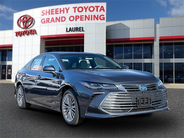 2021 Toyota Avalon Hybrid Limited Laurel MD