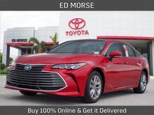 2021_Toyota_Avalon Hybrid_XLE Plus_ Delray Beach FL