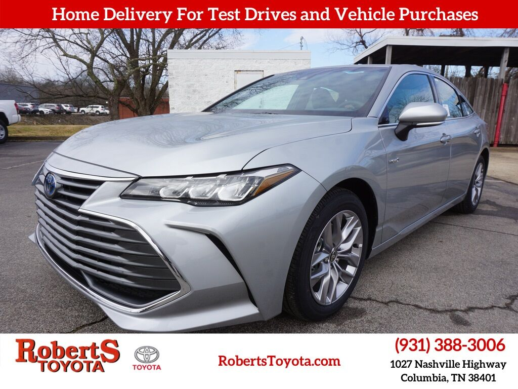 2021 Toyota Avalon Hybrid XLE Plus Columbia TN