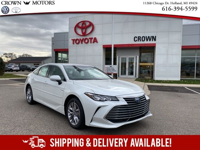 2021 Toyota Avalon Hybrid XLE Plus Holland MI