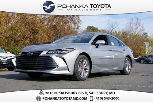 2021_Toyota_Avalon Hybrid_XLE Plus_ Salisbury MD