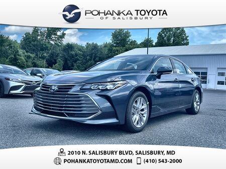 2021_Toyota_Avalon Hybrid_XLE Plus_ Salisbury MD
