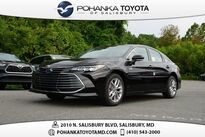Toyota Avalon Hybrid XLE Plus 2021