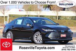 2021_Toyota_Avalon_Hybrid XLE_ Roseville CA