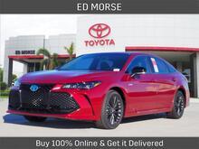 2021_Toyota_Avalon Hybrid_XSE_ Delray Beach FL